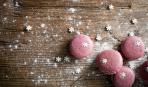Сладкие снежинки: готовим новогодний декор для десертов
