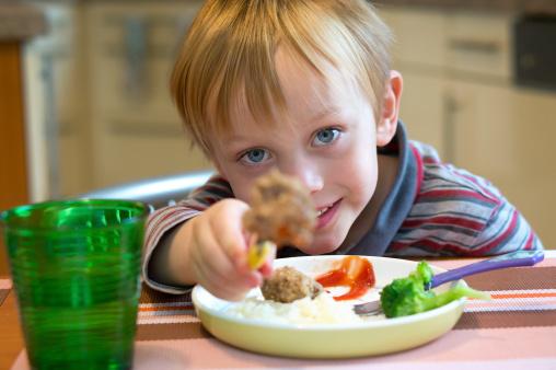 Почему не ест ребенок?