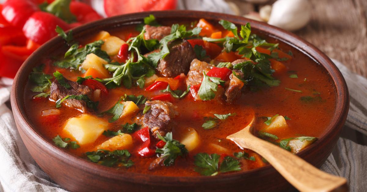 кстати, обязательный первые блюда из говядины рецепты с фото внутренний