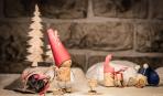 Новогодние поделки из пробок: мастер-класс (фото)