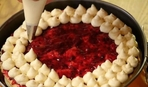 Торт з кремом Пломбір - Солодка неділя