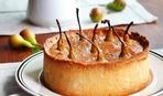 Грушевый пирог от Джулии Чайлд на День святого Валентина