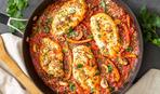 Рецепты Энн Барелл: курица по-охотничьи