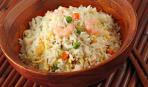 Запеченная свинина с рисом и креветками - на вкусный ужин