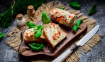 Овощное масло – отличное дополнение к бутербродам