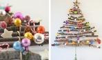 Креативные идеи елочек в новогоднем декоре