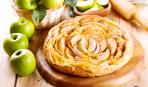 """Яблочный пирог с коньяком """"Царский"""": пошаговый рецепт"""