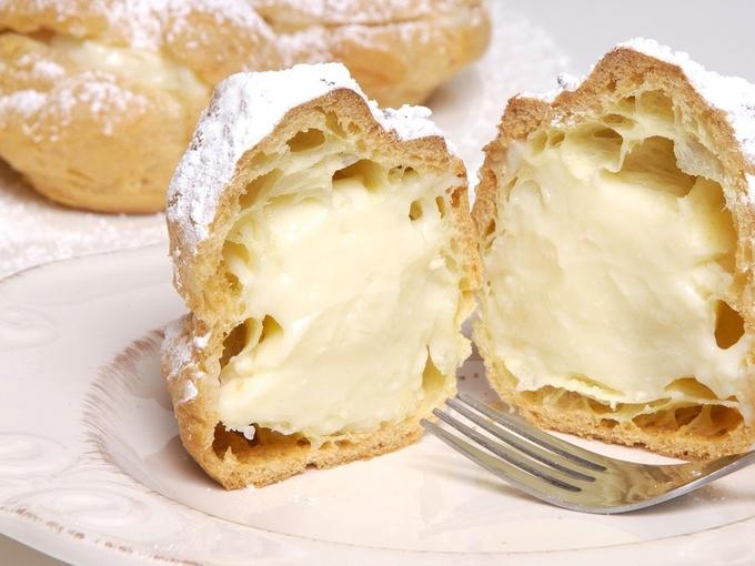 Заварной крем для торта: 3 лучших рецепта