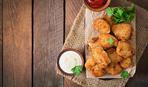 Альтернатива фаст-фуду: куриные наггетсы без масла