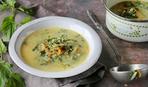 Сербский суп из молодой крапивы