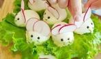 Готовимся к году мыши: Фаршированные яйца «Мышата»