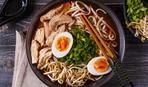 Суп Рамен з морепродуктами - рецепти Сенічкіна