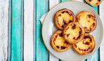 Паштейш - португальские пирожные с заварным кремом