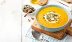 Імбирний крем-суп з сочевицею - рецепти Руслана Сенічкіна
