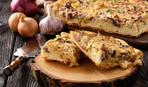 Цибулевий пиріг – готуємо разом із Валентиною Хамайко