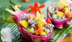Сезон фруктов: 10 идей фруктовых салатов
