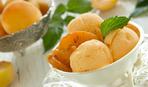Десерт дня: сливочно-абрикосовый сорбет