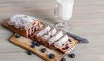 Черничный кекс для ленивых: готовится, пока нагревается чайник