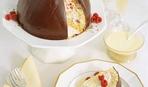 Как приготовить фантастический десерт - дзуккотто