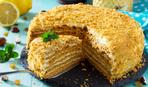 Медовик на коньяке: пошаговый рецепт сочного торта