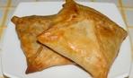 Вэрзэре -  молдавские пирожки с капустой