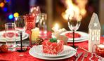 10 идей оригинального украшения новогоднего стола