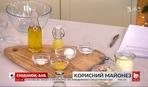 Руслан Сенічкін приготував три варіанти майонезу в студії Сніданку
