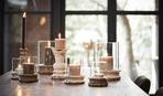 10 идей оформления интерьера свечами
