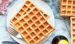 Что приготовить на десерт: вафли на дрожжах