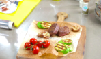 Ресторанное блюдо у вас дома! Сочный стейк из говядины и индейки от Татьяны Литвиновой