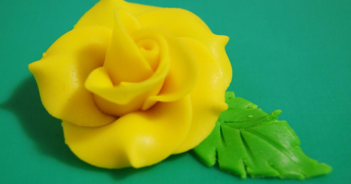 внушить картинки роза из мастики вас есть