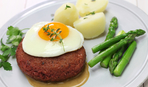 Классика шведской кухни: бифштекс линдстрем