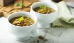 Финский суп из сушеного гороха