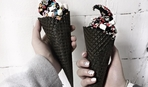 Новый тренд, который захватывает мир - черная еда