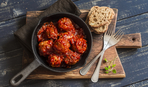 Тефтелі в томатному соусі від Гордона Рамзі