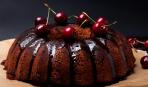 Это что-то! Шоколадный торт с вишней и перцем чили