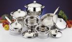 Посуда для варочной панели: какая бывает и как выбрать