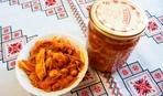 Ужин на зиму: закрутка с курицей и фасолью