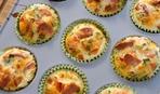 Яєчні мафіни по-італійськи - Правила сніданку. Діти