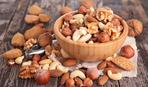 Цікаві факти: горіхи скорочують ризик виникнення ожиріння