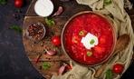 Отныне официально, борщ украинский блюдо!