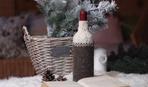 Украшаем праздничное шампанское