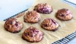 Малинове пісочне печиво