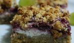 Что приготовить на десерт: печенье творожное с ягодным конфитюром