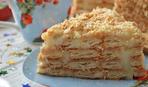 Швидкий торт Наполеон від Єгора Гордєєва