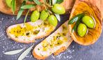 Итальянский хлеб с оливками от Руслана Сеничкина