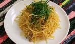 """Блюдо дня: салат """"Кими"""" из картофеля с мясом по-корейски"""