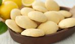 Двухслойное лимонное печенье
