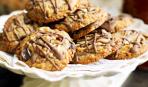 Печенье с тройным шоколадом