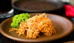 Морковь по-корейски - классический рецепт с горячим маслом